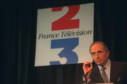 Jean-Pierre Elkabbach annonce sa démission de France Télévision suite à l'affaire Jean-Luc Delarue