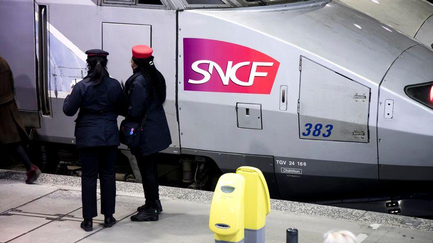 La circulation des TGV est perturbée en raison d'un mouvement de grève.