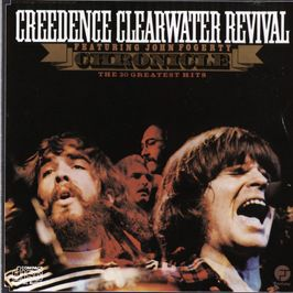 "Pochette de l'album ""Chronicle"" par Creedence Clearwater Revival"