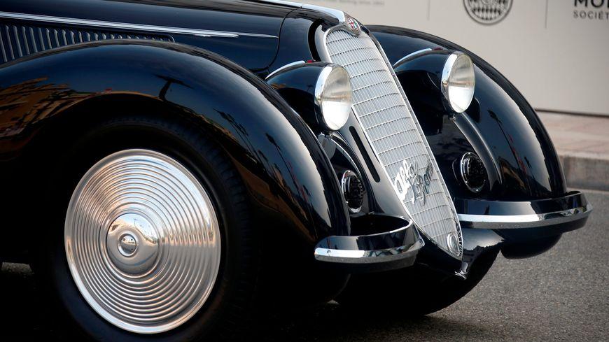 Parmi les voitures dérobées par le prévenu se trouvait une Alfa Romeo (Illustration)