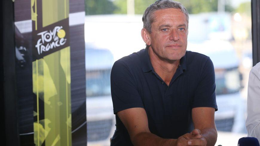 Jacky Durand est consultant sportif depuis une quinzaine d'années sur Eurosport.