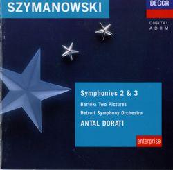 """Symphonie nº3 op 27 pour voix choeur et orchestre """"chant de la nuit"""" : Moderato assai - RYSZARD KARCZYKOWSKI"""