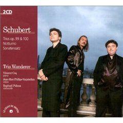 Notturno en Mi bémol Maj op posth 148 D 897 - Trio Wanderer
