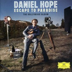 33 Shakespeare songs op 24 : Arise op 24 - arrangement pour violon et harpe - Daniel Hope