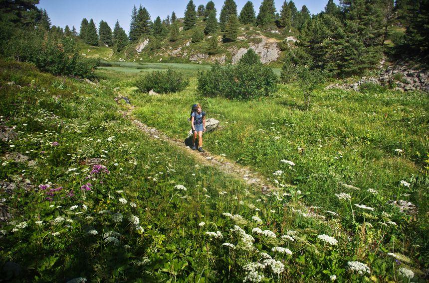 Le GR® 738 traversée de Belledonne en Isère  – Mon GR – FFRandonnée pédestre