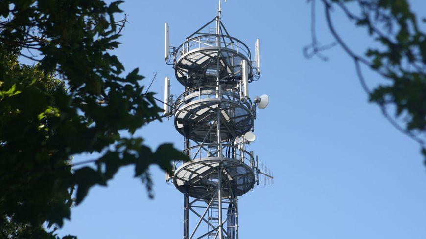 Antenne relais - image d'illustration