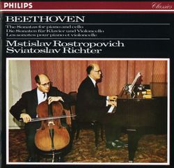 Sonate n°1 en Fa Maj op 5 n°1 : Rondo - MSTISLAV ROSTROPOVITCH
