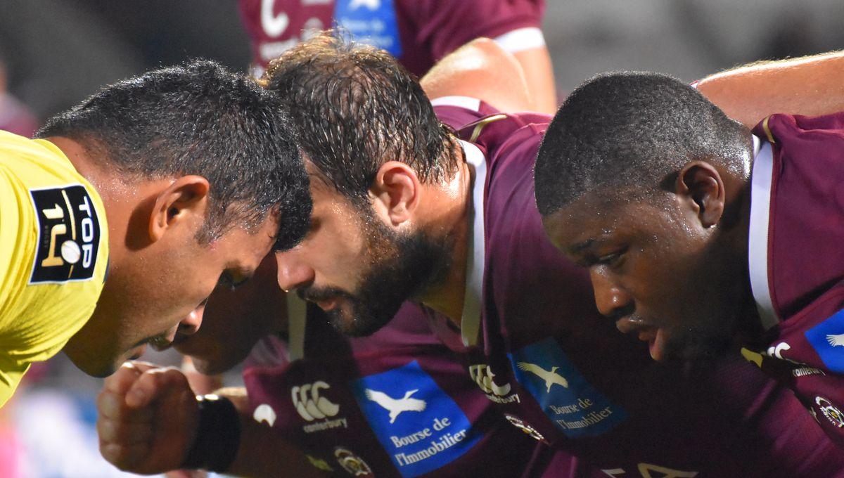 Top 14 - Carton plein pour l'Union Bordeaux-Bègles face à Clermont (42-15)