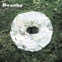 """Pochette de l'album """"Days to come"""" par Bonobo"""