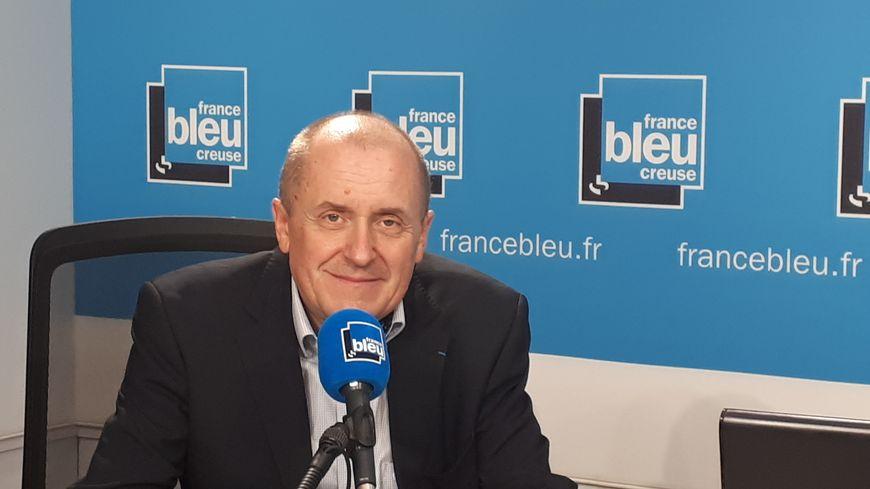 Thierry Bourguignon, directeur de l'association Musique en marche