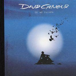 """Pochette de l'album """"On an island"""" par David Gilmour"""