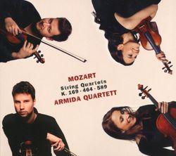 Quatuor à cordes n°18 en La Maj K 464 : Menuetto - QUATUOR ARMIDA
