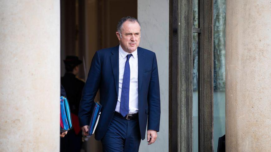 Le minsitre de l'Agriculteur Didier Guillaume confirme l'indemnisation des agriculteurs par Lubrizol