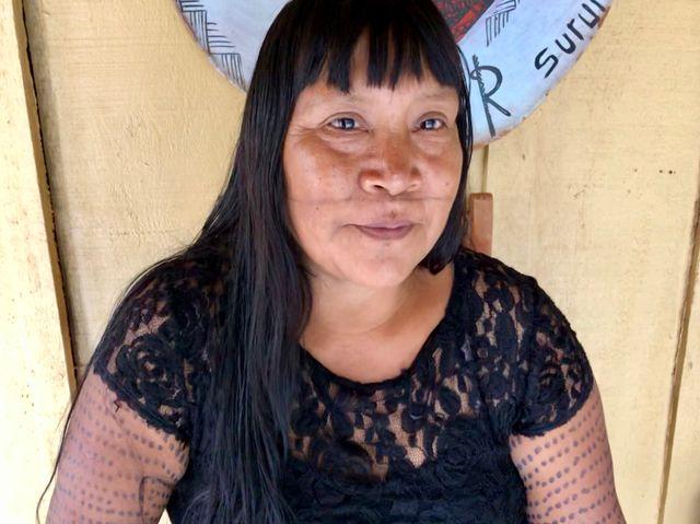 Kabena, la femme-médecine et femme de chef