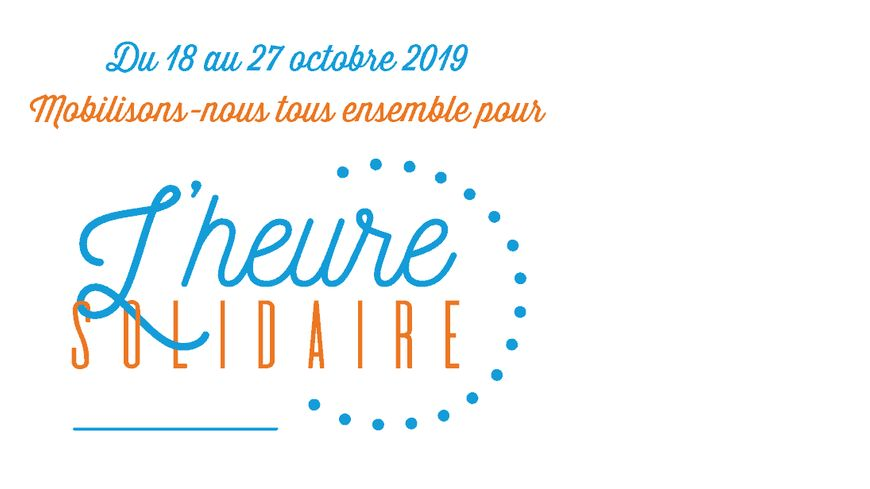 L'heure solidaire