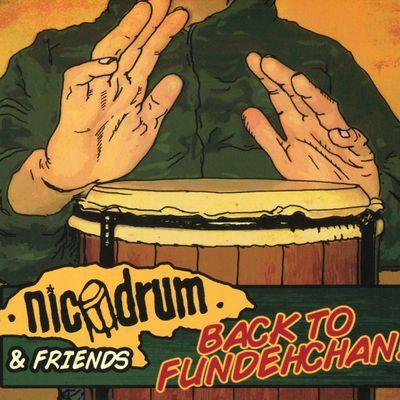 "Pochette pour ""Ak aschool - Nicodrum And Friends"""