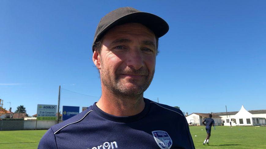 David Vignes entraineur de Bergerac