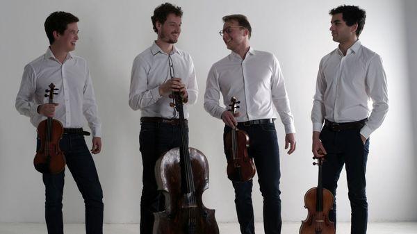 Cordes sensibles : Mozart par le Quatuor Van Kuijk