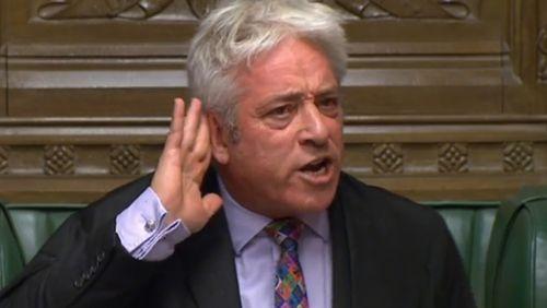 Brexit : deuxième échec en 48 heures pour le Premier ministre britannique Boris Johnson