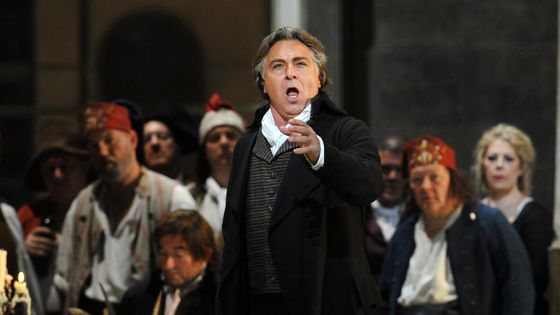 Roberto Alagna At The Royal Opera House, LONDON, ENGLAND, le 17 mai 2019 - Classique info du 04 octobre 2019