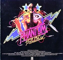 Phantom of paradise : Faust - Bill Finley