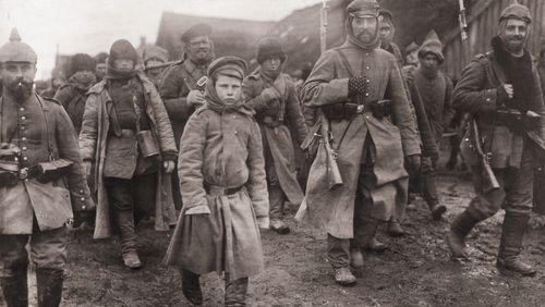 Le destin des enfants soldats