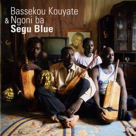 """Pochette de l'album """"Segu blue"""" par Bassekou Kouyate"""