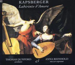 La lettera amorosa (Se i languidi miei sguardi) - pour mezzo-soprano et archiluth - THOMAS DUNFORD