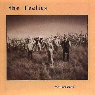 """Pochette de l'album """"The good earth"""" par The Feelies"""