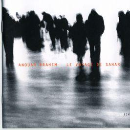 """Pochette de l'album """"Le voyage de Sahar"""" par Anouar Brahem"""
