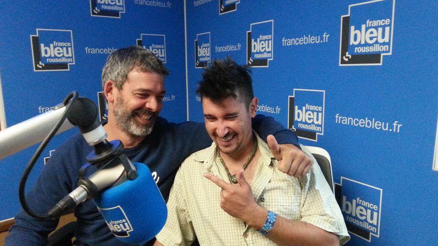 Julien Bieules et Tabasco Driver