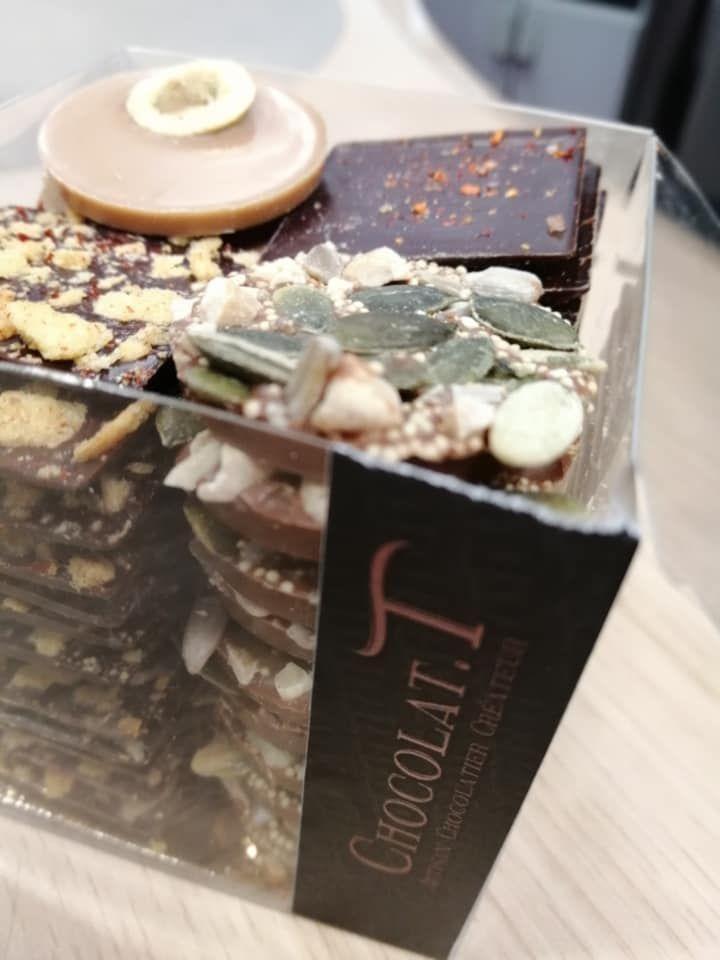 chocolats de JB Truchot