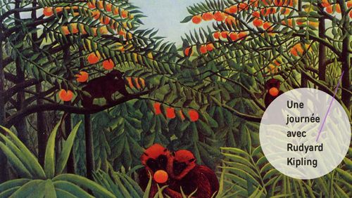Les aventures de Mowgli de Joseph Rudyard Kipling