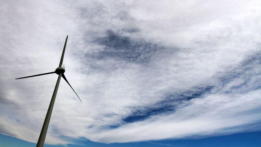 Une éolienne (illustration)