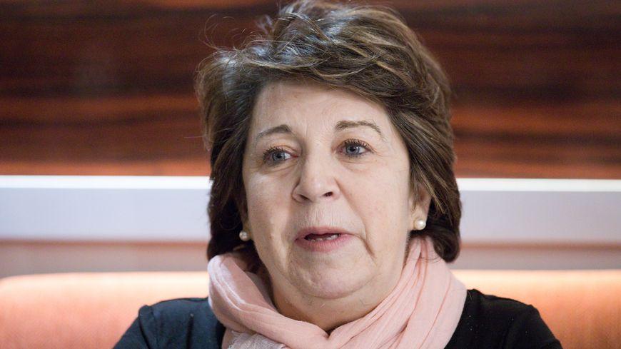 Corinne Lepage représente l'association Respire qui a demandé qu'un expert indépendant soit nommé après l'incendie de l'usine Lubrizol à Rouen.