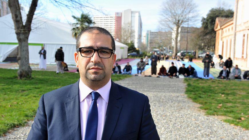 Abdelatif Mellouki, porte-parole du Conseil régional du culte musulman à Toulouse