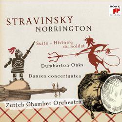 Concerto en Mi bémol Maj Dumbarton Oaks : Tempo giusto - pour orchestre de chambre de 15 instruments