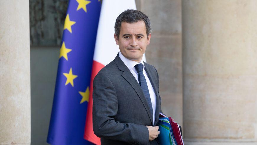 Gérald Darmanin, ministre de l'Action et des Comptes publics, à Paris le 13 octobre 2019