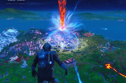 Les joueurs ont assisté, impuissants, à la destruction de leur jeu par un trou noir