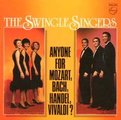 Sonate n°37 en La Maj K 402 : Fugue - SWINGLE SINGERS