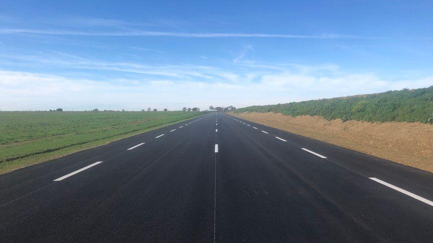 Le contournement routier du hameau de Puydrouard (Charente-Maritime) ouvre à la circulation ce lundii