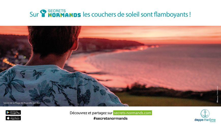 Secrets Normands,  un site et une appli pour découvrir la région