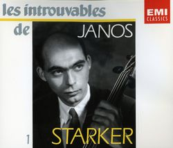 Concerto en fa min BWV 1056 : Arioso - JANOS STARKER