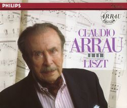 12 études d'exécution transcendante pour piano S 139 : Mazeppa - CLAUDIO ARRAU