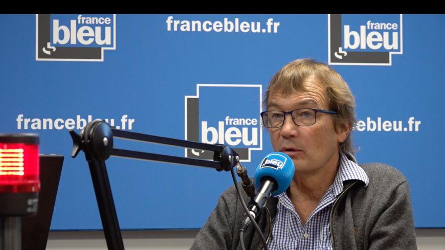 Christian Vincent, glaciologue à l'IGE