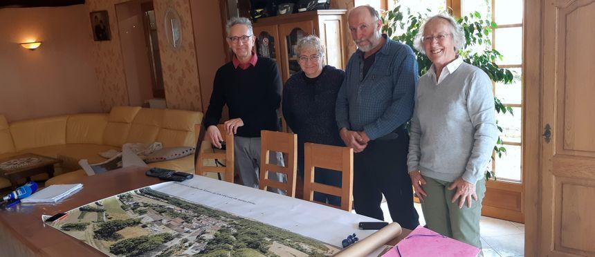 L'association Environnement et patrimoine en pays du Serein s'inquiète des projets d'éoliennes dans la vallée