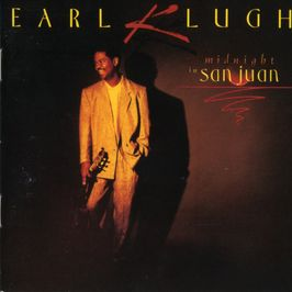 "Pochette de l'album ""Midnight in San Juan"" par Earl Klugh"