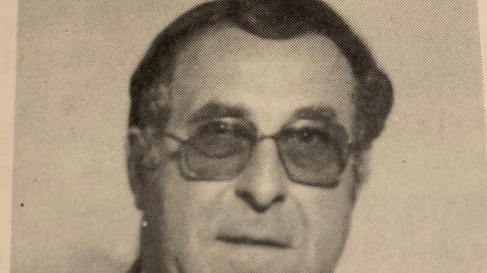 Louis Chazalon, maire de Saint-Privat-des-Vieux (1983-1995)