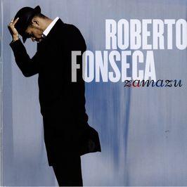 "Pochette de l'album ""Zamazu"" par Roberto Fonseca"