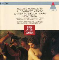 Lamento della Ninfa de Claudio Monteverdi, interprété par Ann Murray